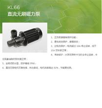 37KL66新能源汽车直流无刷磁力泵专利产品/37KL66