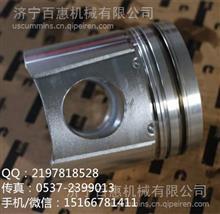 小松6D114汽缸异响原因分析排查方法6D114活塞组件 气门/6D114四配套-发动机大修包-机油泵-连杆-活塞销