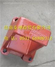 DZ9114524031陕汽德龙F3000后钢板弹簧座(左、右)/DZ9114524031