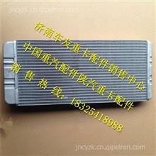 WG1664820053中国重汽豪沃A7暖风散热器总成/WG1664820053