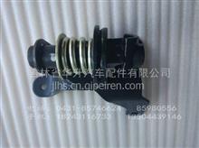 济南重汽豪沃轻卡原厂框架式倒车镜左支架座/LG1613770010