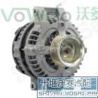 本田雅阁发电机31100-RWC-A01/11154R   12V/110A/31100-RWC-A01  0986 CN6 331