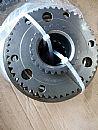 法士特变速箱副箱同步器总成 JS85T-1707140/JS85T-1707140