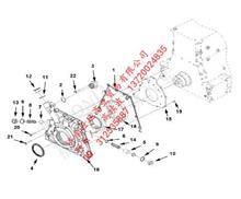 福田康明斯ISG机油泵盖板 机油泵转子 压缩弹簧/3696431 3696432 3696434 3696435 3696166
