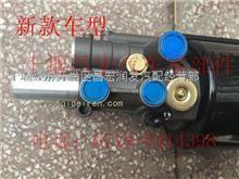 新款国四天龙离合器助力器1608010-T3806金华/1608010-T3806