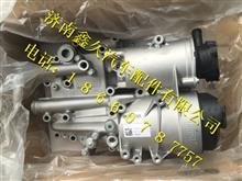 重汽曼发动机MC13机油模块总成201V05000-7042/201V05000-7040