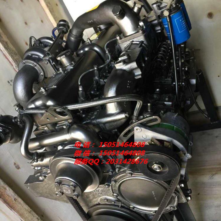玉柴yc6j190-20中冷增压柴油发动机总成 4655825图片
