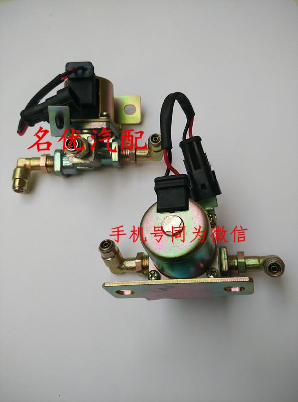 新天龙气喇叭电磁阀3754020-c4300图片