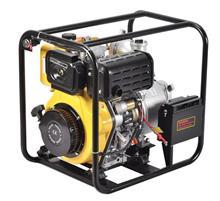 4寸电启动柴油机水泵