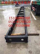 联合重卡车架总成副车架钢板弹簧及支架总成/联合重卡车架总成副车架钢板弹簧及支架总成