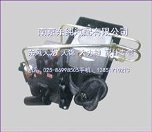 5005011-C0300东风天龙驾驶室举升油泵总成/5005011-C0300