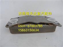 潍柴机油冷却器芯61800010113厂家批发马力/潍柴机油冷却器61800010113