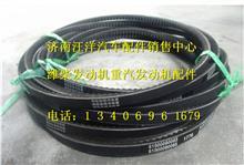 潍柴WD615发电机皮带61500090065/61500090065