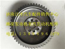 潍柴斯太尔发动机配件凸轮轴正时齿轮/614050053