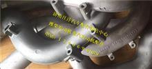 重汽曼MC11发动机中冷器铝弯管/201V09411-5173