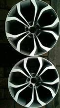 供应宝马X5铝合金钢圈原装配件/X5