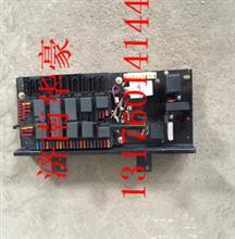 红岩金刚新大康杰狮霸王驾驶室中央控制板/8204-30020