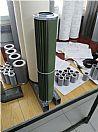 JLX-150X500聚结分离滤芯/JLX-150X500
