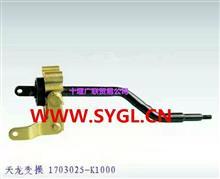 变速操纵杆及支座总成 变速操纵机构1703025-K1000/1703025-K1000