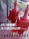客户在订购BED隔爆型电力液压推动器时,提供电压免出错/防爆推动器