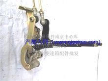 东风自卸车配件 东风EQ153变速箱操纵机构/17N-03026