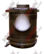 十堰弗列加陕汽重卡系列空气滤清器总成DZ97259190403/DZ97259190403