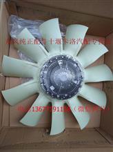 东风天龙康明斯375马力电喷发动机硅油风扇总成东风天龙配件/1308060-T37K0