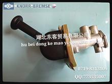 原厂792c东风科技克诺尔继动阀153二孔手控阀/3517N2-001