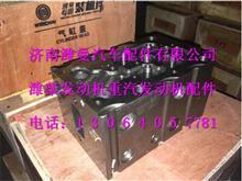 潍柴WP10四气门电喷发动机气缸盖总成/612650040001