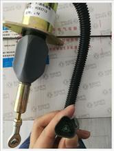 优势供应Cummins6CT发动机工程机械燃油电磁阀SA5030-12V/4063712 SA-5030-24 PC350-7
