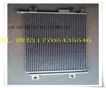 中国重汽豪沃HOWO10款冷凝器带储液罐/WG1642821005