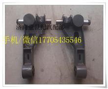 中国重汽豪沃HOWO前悬摆臂总成(左)/AZ1642430051