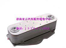 潍柴WD615原厂机油冷却器61500010334/61500010334
