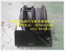 陕汽德龙发动机左后悬置减振垫DZ95259590067/DZ95259590067
