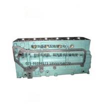 重汽发动机配件 重汽欧二气缸体总成/61500010385B