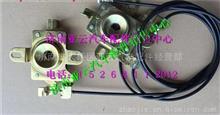 陕汽德龙X3000面罩锁锁座及拉杆总成/DZ14251110080
