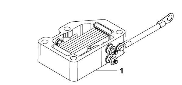 天龙康明斯ISLE 6L 进气预热器/5258351