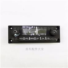一汽解放J6H配件 空调控制面板暖风操纵机构控制器开关总成/8112010-B27