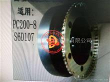 供应小松PC200-8曲轴减震器/6754-31-8111