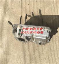 格尔发搅拌车变速箱换挡大盖总成/6T160