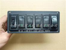东风猛士配件 EQ2050-六联翘板开关(37C21-50010)/37C21-50010