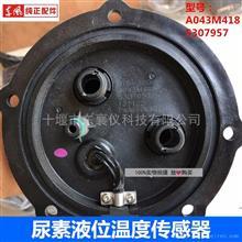东风天龙天锦大力神SCR后处理系统尿素罐液位温度传感器/A043M418/5307957