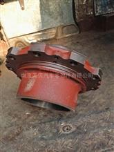 联合重卡后轮毂、哈巴头、轴头、轮壳/3104011F01C