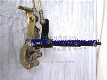 东风变速箱配件 EQ153变速箱换档操纵机构/17N-03026