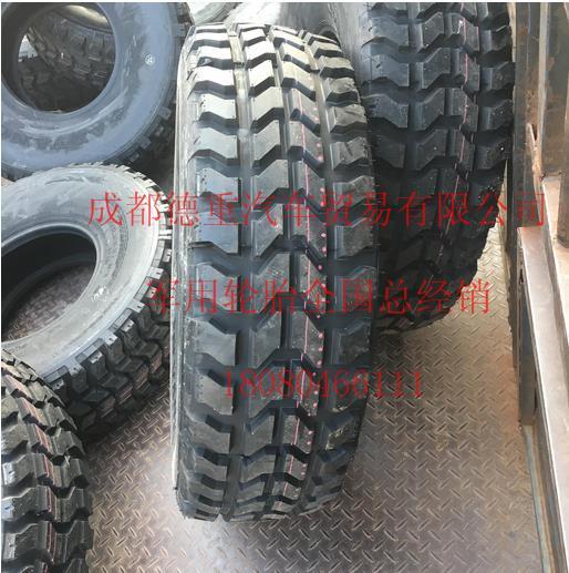EQ2050东风猛士军车原厂装车轮胎37*12.5R16.5LT/37*12.5R16.5LT