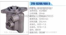 长沙福田玉柴发动机凹凸键方向机助力泵,G0340030003A1/G0340030003A1