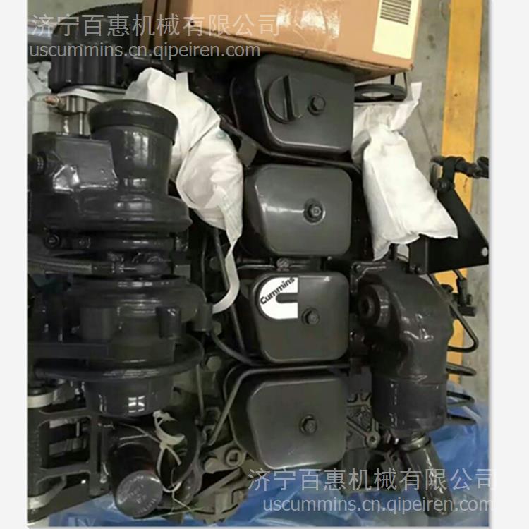 销售小松pc160-7挖机用发动机总成saa4d102e-2康明斯4d102发动机 4bta