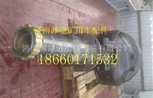 陕汽汉德后桥壳总成/DZ9112332065