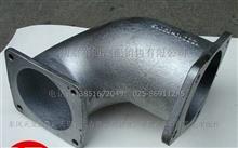 东风天龙雷诺发动机增压器出口弯头/12ZD2A--03015