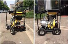 防汛4寸柴油机水泵资料